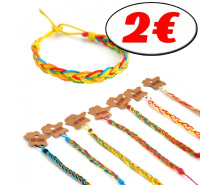 D-133-2E -Lot de 50 Bracelets Reconditionné